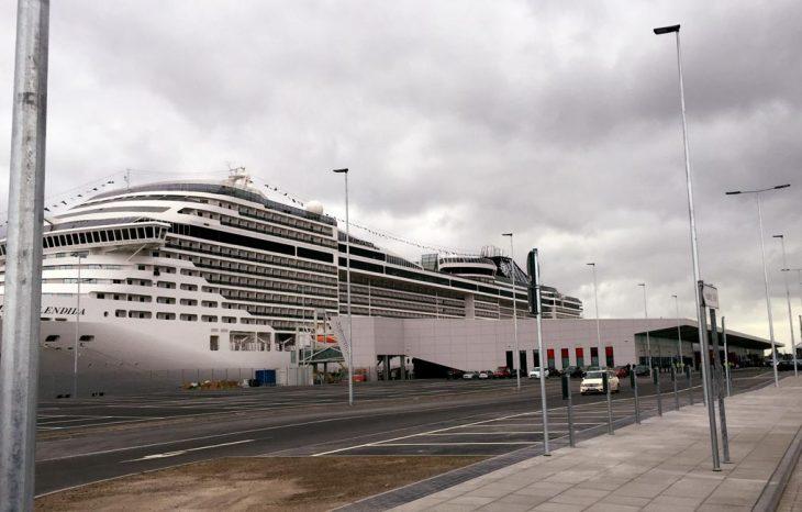 Cruise Center 3 erhält MobyKlick