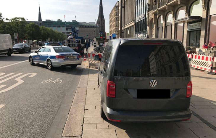 G20 Sonderlösung zur Unterstützung der Polizei
