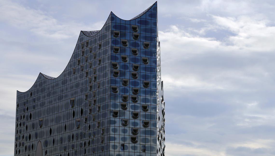 Planung Elbphilharmonie