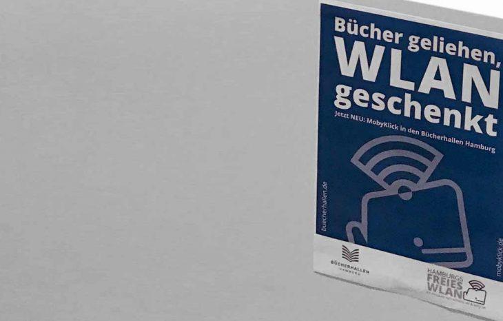 WLAN Bücherhallen Hamburg