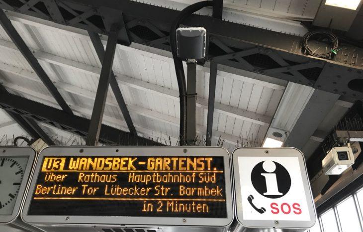 Hochbahn U3 Online