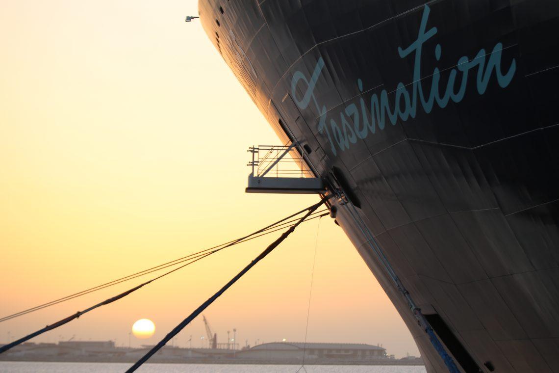 Hafen von Dubai
