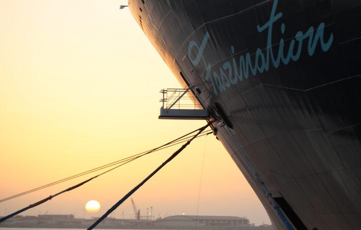 Netzmodernisierung Kreuzfahrtschiffe